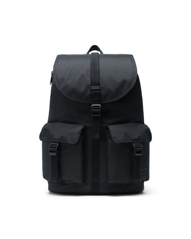 Herschel Dawson 600D Poly Backpack - Black