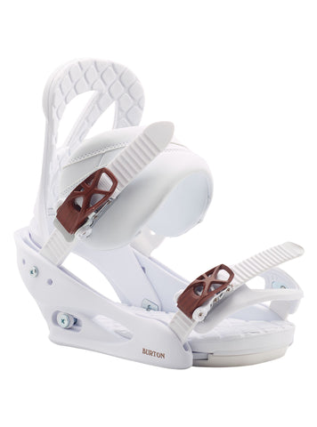 Burton 2020 Stiletto Binding - White