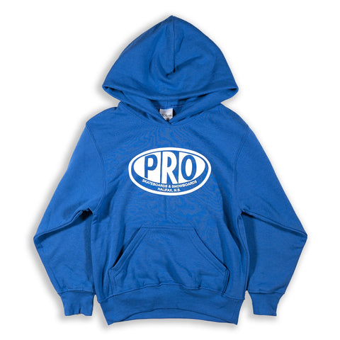 Pro Skates Youth Champion Hoodie - Royal Blue