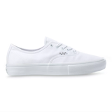 Vans Skate Authentic Shoe - True White