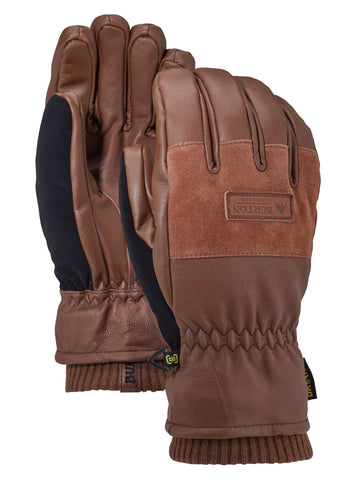 Burton Free Range Glove - Medium Brown