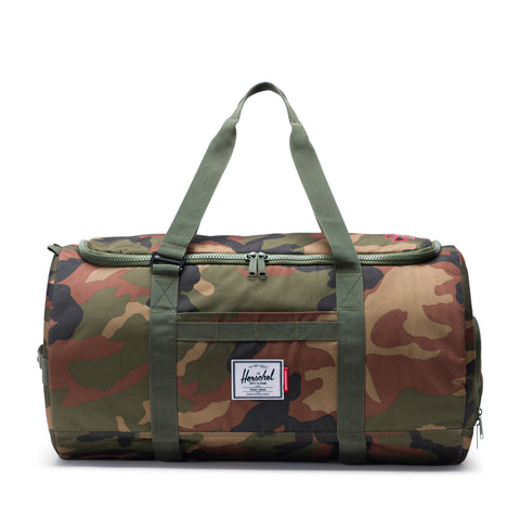Herschel x Independent Sutton Duffel Bag - Woodland/Cypress