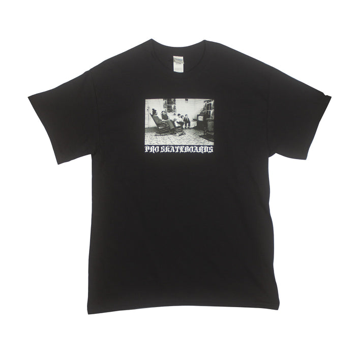 Pro Skates Wholesome Family Tee - Black