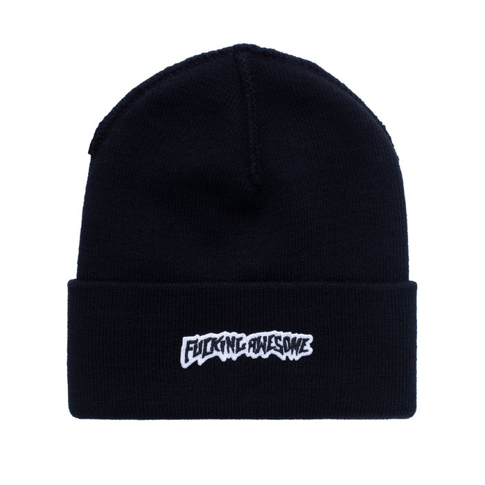 Fucking Awesome Little Stamp Cuff Beanie