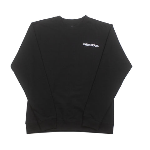 Pro Skates Chrome Crewneck Sweater - Black