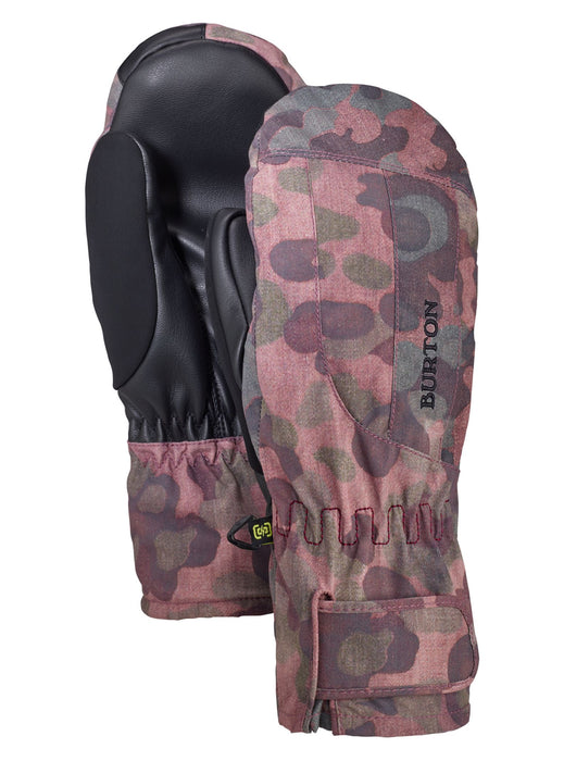 Burton Women's Profile Under Mitt - Moss Camo