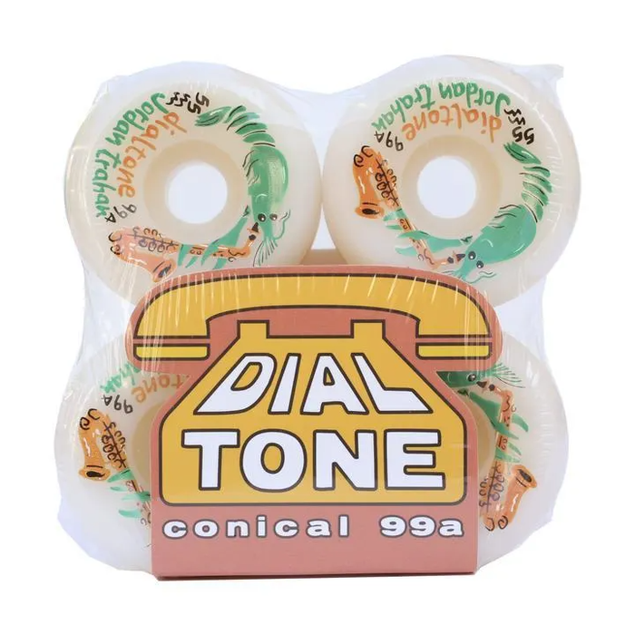 Dial Tone Trahan Zydeco Conical 99A Wheel