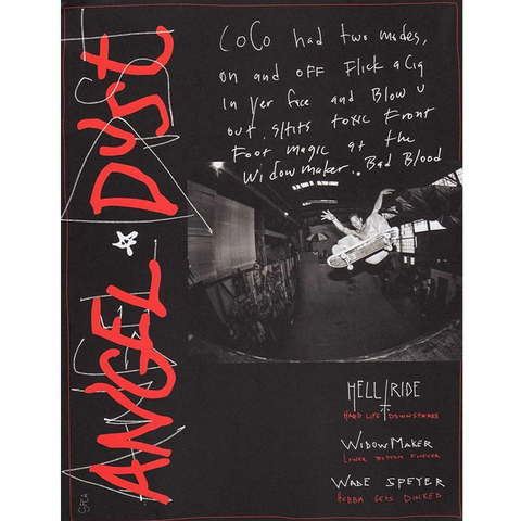 Thrasher Angel Dust Zine