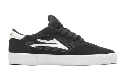 Lakai Cambridge Shoe - Black/White