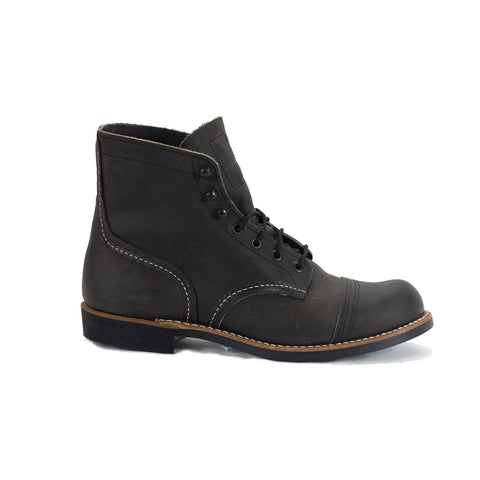 Red Wing Heritage 8086 Iron Ranger Boot - Charcoal