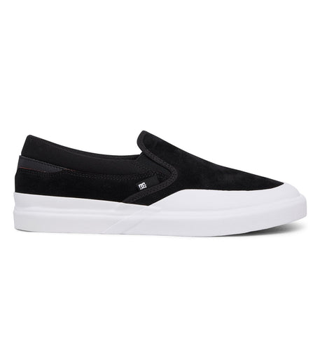 DC Infinite Slip On Shoe - Black/White