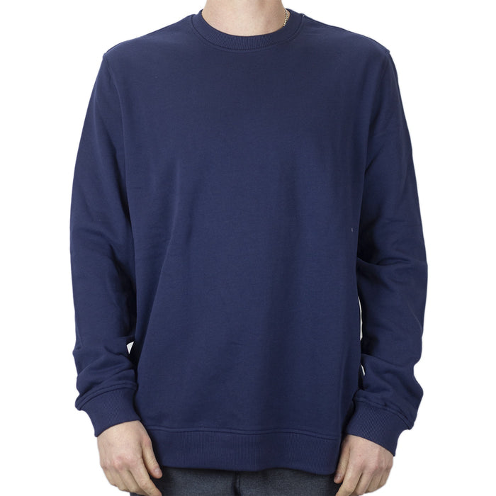 Herschel French Terry Crewneck Sweater - Peacoat