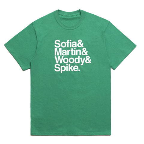 ChrystieDirectors Club SS T-Shirt - Kelly Green