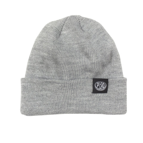 Pro Skates Beanie - Light Grey