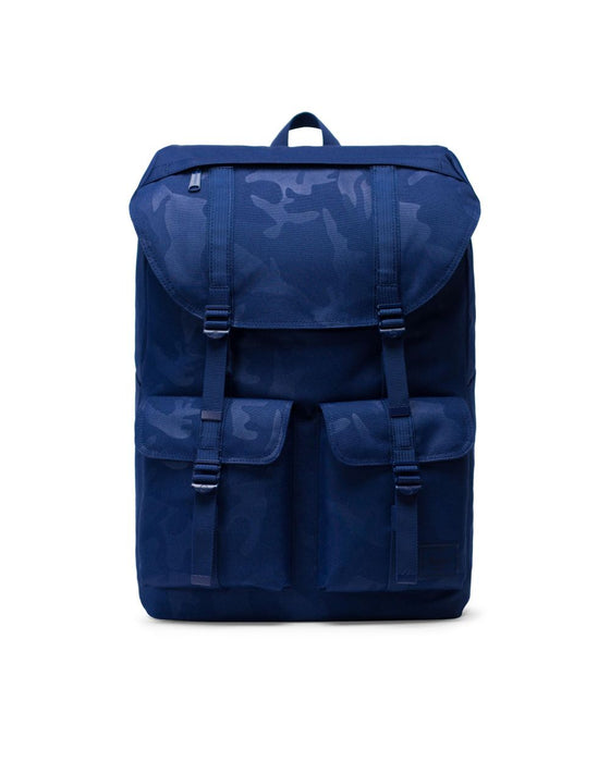 Herschel Buckingham 600D POLY Backpack - MBLU/TON
