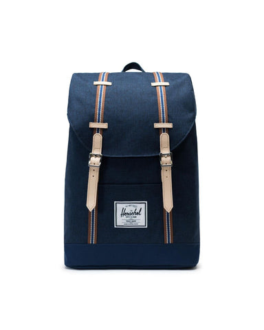 Herschel Retreat 600D POLY Backpack - MBLUE/MB