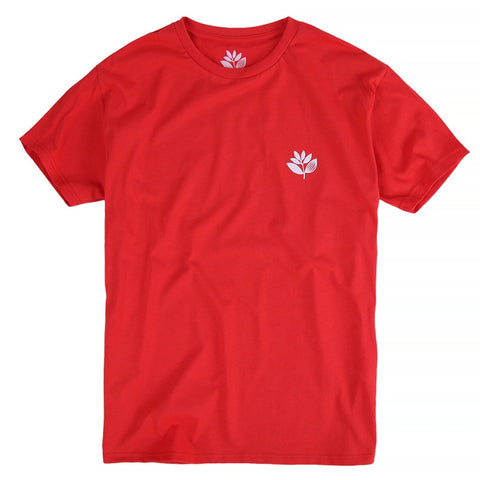 Magenta Classic Plant Tee - Red
