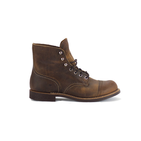 Red Wing Heritage 8085 Iron Ranger Boot - Brown