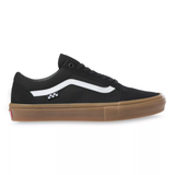 Vans Skate Old Skool Shoe - Black/Gum