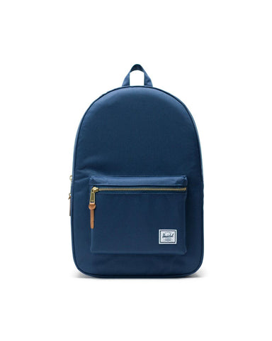Herschel Settlement Backpack - 600D Poly Navy