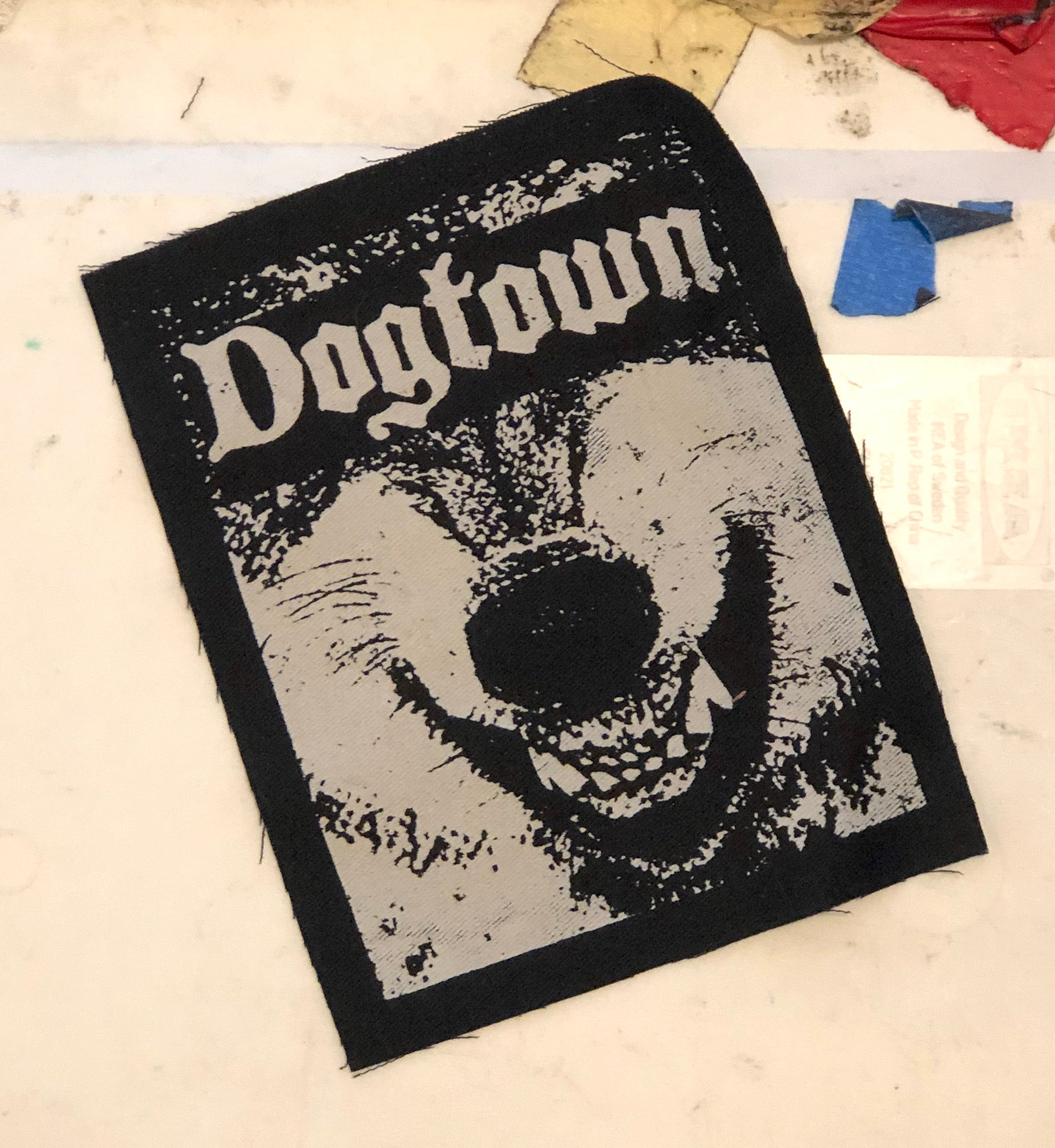 Dogtown Snout Patch