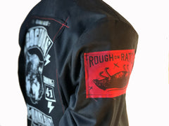 Dogtown Zippered Utility Jacket (Unisex)