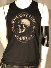 Forgotten Saints Men's Tee (Tank Cut)