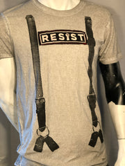 Resist Men's Stylized Tee