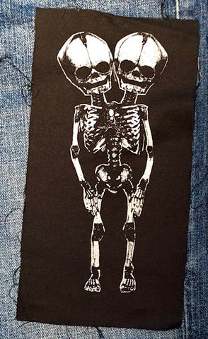 Siamese Skeleton Patch