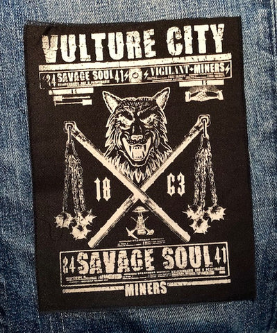 Vulture City Patch