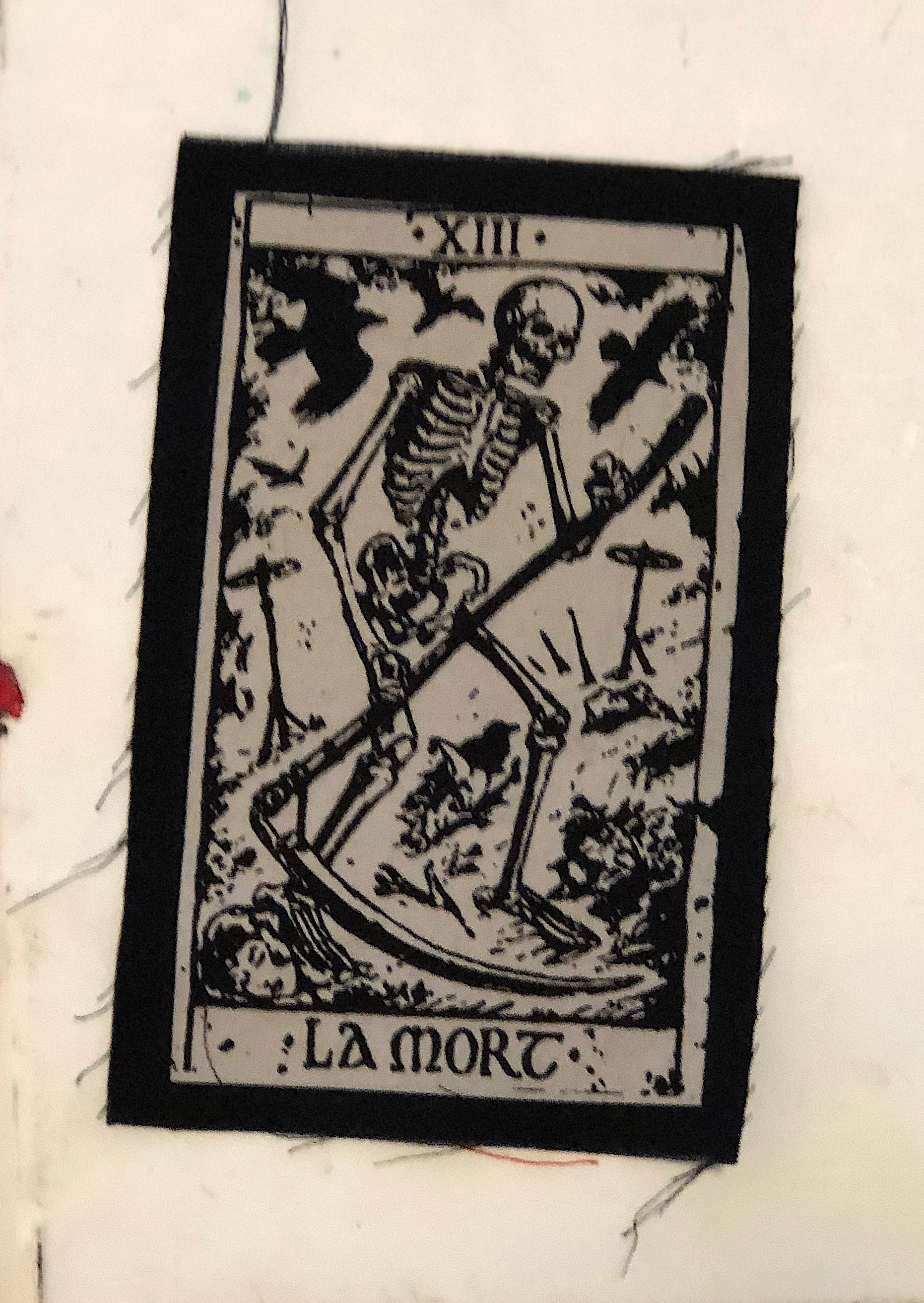 La Mort Patch