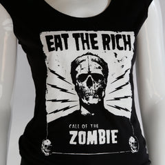 Eat The Rich Women's Tee