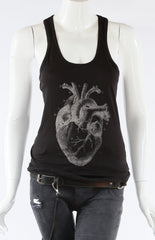 Graphic Heart Women's Tee