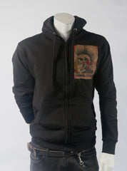 Mayhem Zip-Up Hoodie (Unisex)
