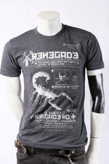 Renegade Men's Tee (Grey)