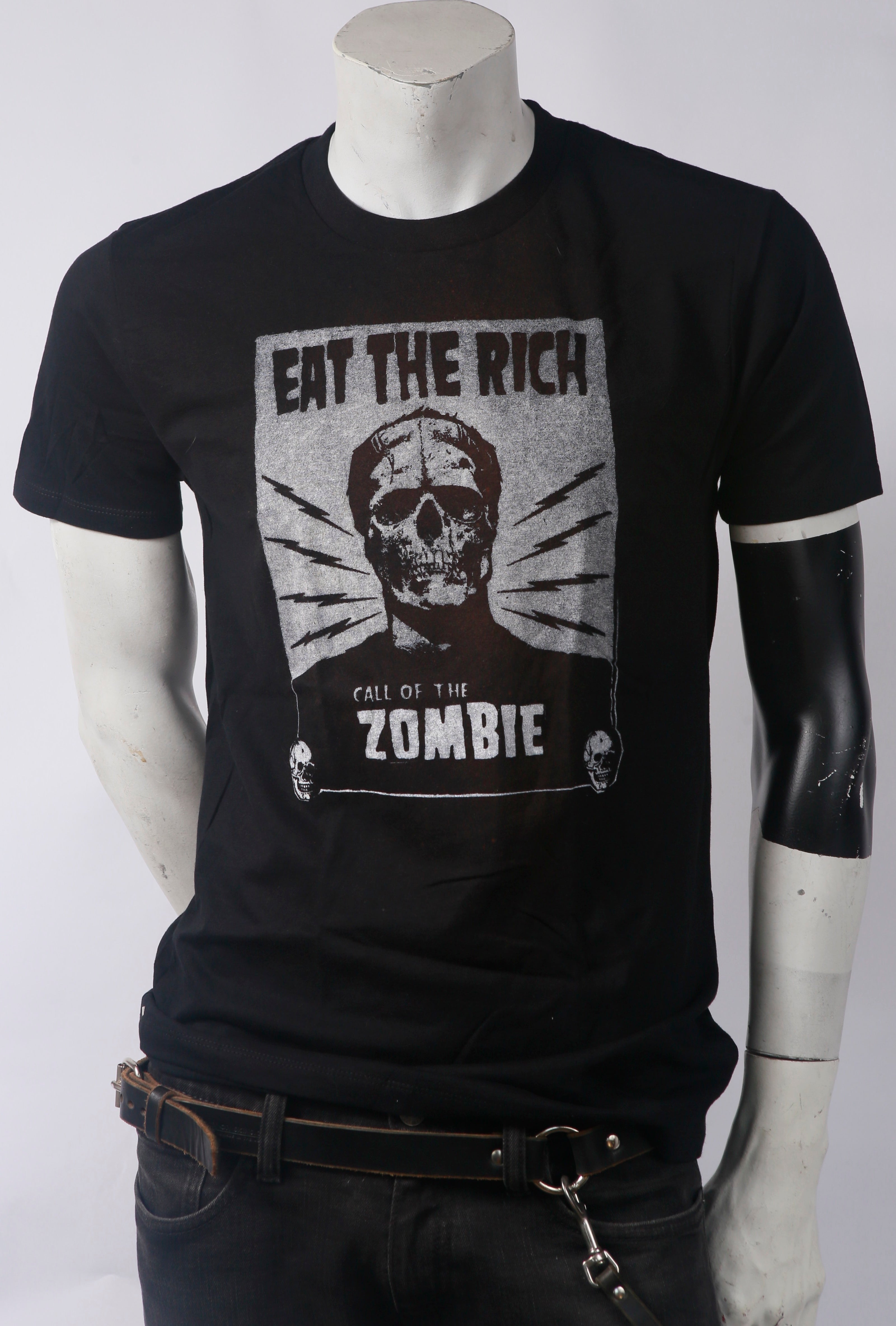 Eat The Rich Men's Tee