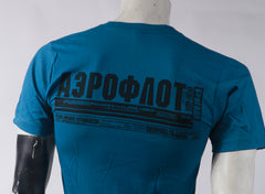 Aeroflot Men's Tee