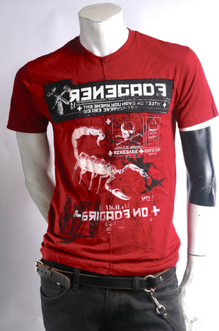 Renegade Men's Stylized Tee