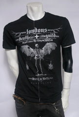 Londons Death Guild Men's Stylized Tee