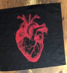 Graphic Heart Bandana