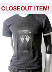 Dogtown Men's Grey Tee