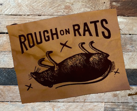 Rough on Rats Patch