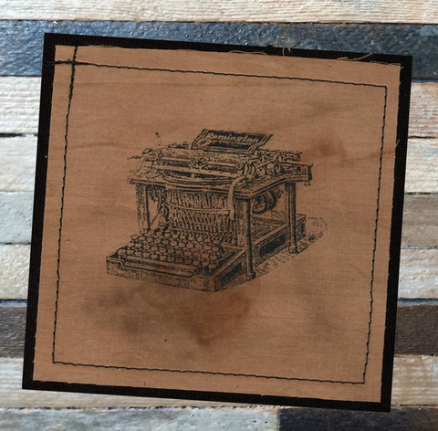 Typewriter Patch