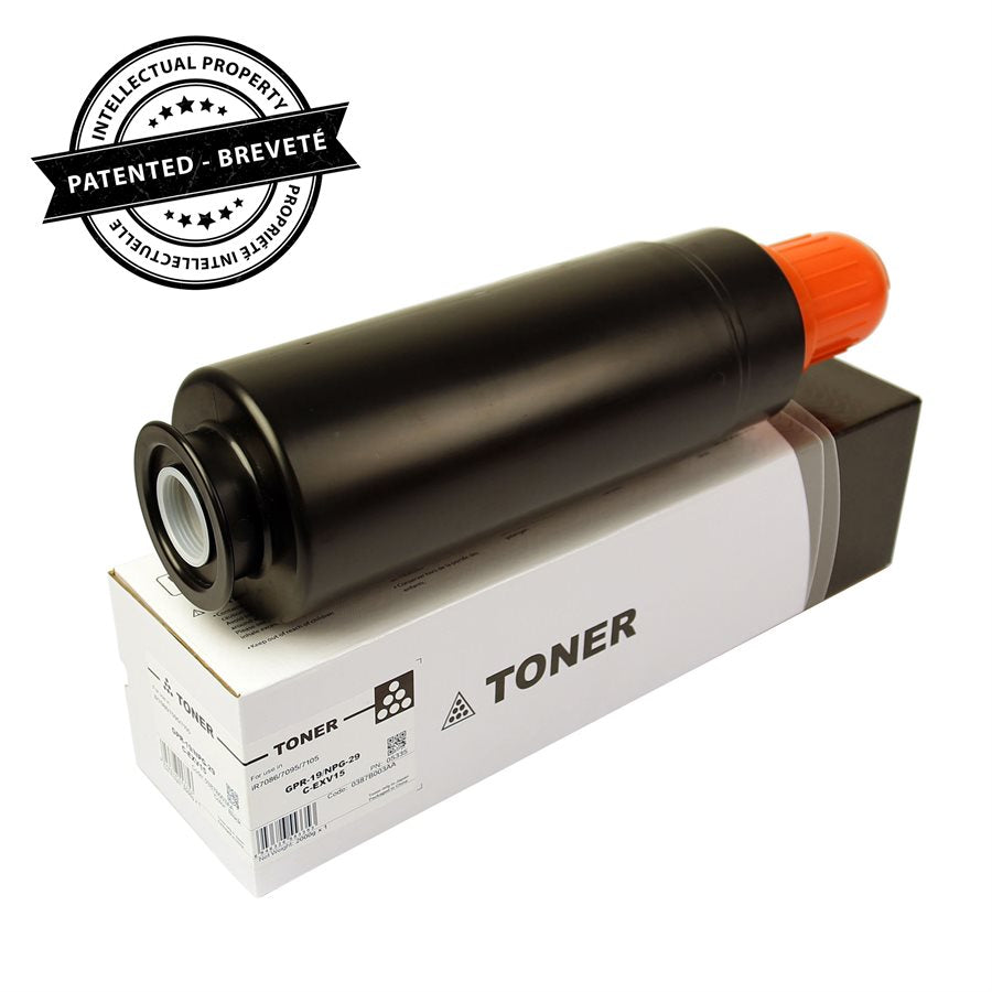 Canon GPR-19 CPP Toner NPG-29 CPP To 47K