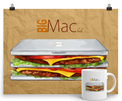 Big Mac Book