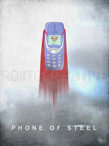 Phone of Steel