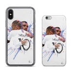 Cellphone Cases - Antoine Griezmann and Kylian Mbappé, France