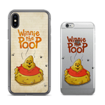 Winie the Poop - Cellphone Cases