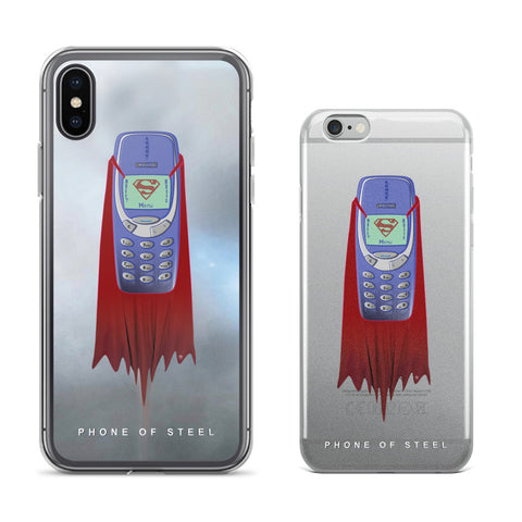 Phone of Steel - Cellphone Cases