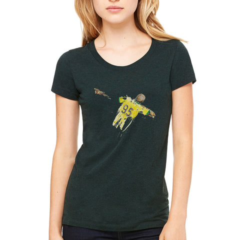 Usain Bolt, Jamaica  - Celebrations - Ladies Tees